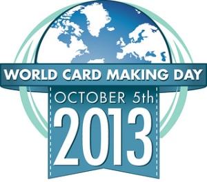 world cardmaking day 2013