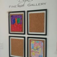 DIY Fine Art Gallery