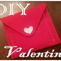 {DIY} Valentine