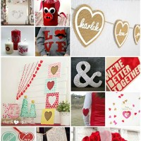 Valentine's Day Projects {ROUND-UP}