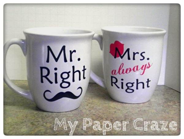 Silhouette Vinyl Diy Mugs Guest Feature Silhouette School