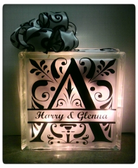 {ELEGANT} Decor Night Light by My Paper Craze