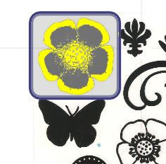 Die cuts, match, stamps, tracing