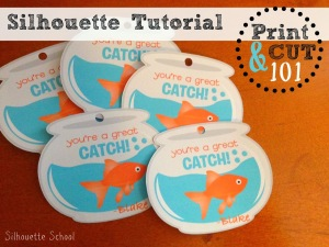 silhouette print and cut tutorial